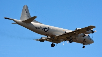 Photo ID 82250 by Jan Eenling. USA Navy Lockheed P 3C Orion, 159507