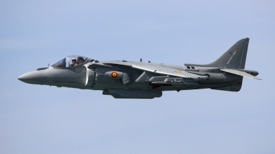 Photo ID 82422 by Richard Sanchez Gibelin. Spain Navy McDonnell Douglas EAV 8B Harrier II Plus, VA 1B 27