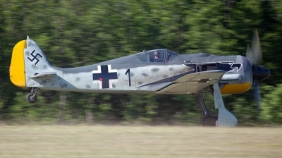 Photo ID 82356 by Andreas Zeitler - Flying-Wings. Private Private Flug Werk FW 190A 8 N, F AZZJ