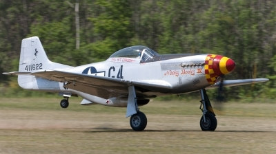 Photo ID 82353 by Andreas Zeitler - Flying-Wings. Private Private North American P 51D Mustang, F AZSB