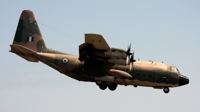 Photo ID 82380 by Jan Eenling. Greece Air Force Lockheed C 130H Hercules L 382, 741