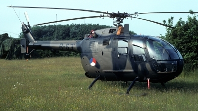 Photo ID 82417 by Carl Brent. Netherlands Air Force MBB BO 105CB 4, B 63