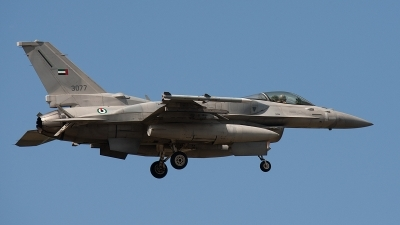 Photo ID 82758 by Jan Eenling. United Arab Emirates Air Force Lockheed Martin F 16E Fighting Falcon, 3077