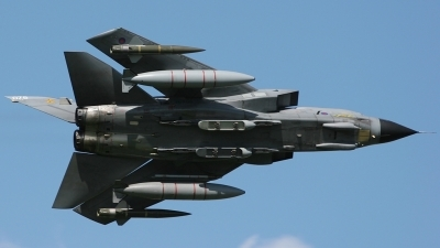 Photo ID 10462 by Andy Walker. UK Air Force Panavia Tornado GR4, ZD709