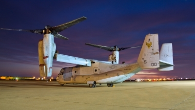 Photo ID 82855 by Nick Thomas. USA Marines Bell Boeing MV 22B Osprey, 166736