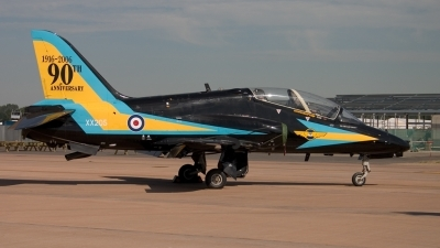 Photo ID 10505 by Tom Gibbons. UK Air Force British Aerospace Hawk T 1A, XX205