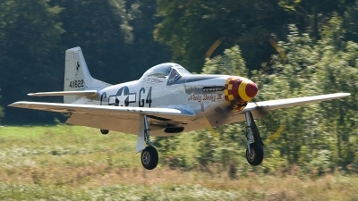 Photo ID 83335 by Bert van Wijk. Private Private North American P 51D Mustang, F AZSB