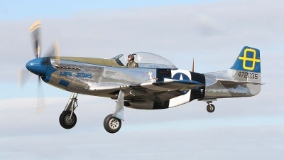 Photo ID 1052 by Paul Tiller. Private Private North American P 51D Mustang, G SIJJ
