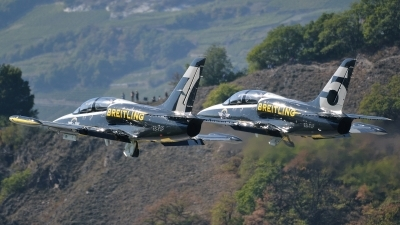 Photo ID 83282 by Martin Thoeni - Powerplanes. Private Breitling Jet Team Aero L 39C Albatros, ES YLP