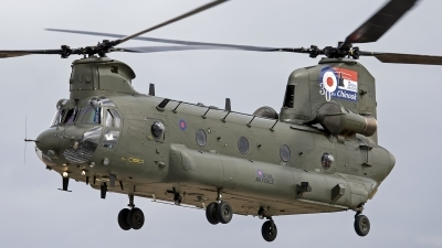 Photo ID 84514 by Niels Roman / VORTEX-images. UK Air Force Boeing Vertol Chinook HC2A, ZH895