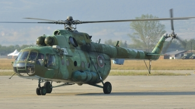Photo ID 83171 by Peter Terlouw. Bulgaria Air Force Mil Mi 17, 421