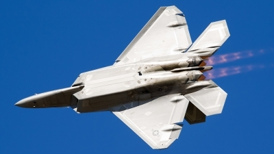Photo ID 83246 by Brandon Thetford. USA Air Force Lockheed Martin F 22A Raptor, 04 4079