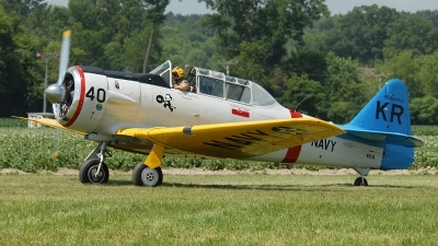 Photo ID 83440 by Rod Dermo. Private Private North American SNJ 6 Texan, N211A
