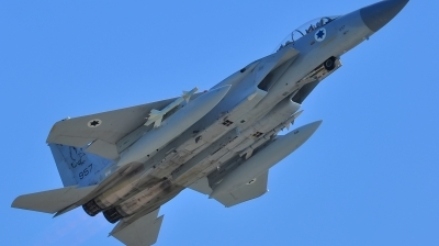 Photo ID 83707 by Zdenek Ziegler. Israel Air Force McDonnell Douglas F 15D Eagle, 957