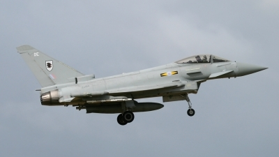 Photo ID 10600 by Gary Stedman. UK Air Force Eurofighter EF 2000 Typhoon F2, ZJ914