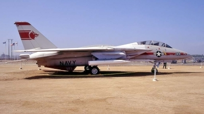 Photo ID 1061 by Paul Tiller. USA Navy Grumman YF 14A Tomcat, 157990