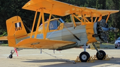 Photo ID 84525 by SPYROS PATSIS. Greece Air Force Grumman G 164 A Ag cat, 1547