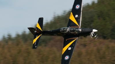 Photo ID 84884 by Paul Massey. UK Air Force Short Tucano T1, ZF489