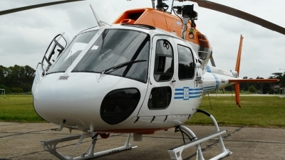 Photo ID 84414 by Martin Kubo. Argentina Coast Guard Aerospatiale AS 355NP Ecureuil 2, PA 80