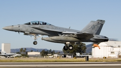 Photo ID 84235 by Brandon Thetford. USA Navy Boeing F A 18F Super Hornet, 166852