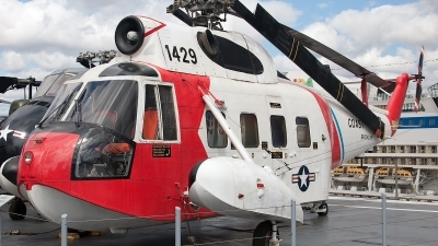 Photo ID 84477 by Bob Wood. USA Coast Guard Sikorsky HH 52A Sea Guardian S 62A, 1429