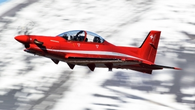 Photo ID 84992 by FEUILLIN Alexis. Switzerland Air Force Pilatus PC 21, A 101