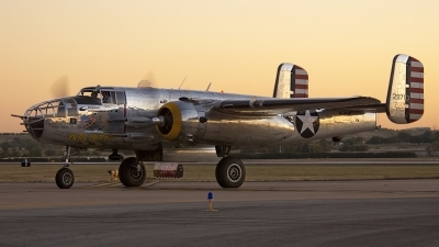 Photo ID 84469 by Brandon Thetford. Private Private North American B 25J Mitchell, NL1042B
