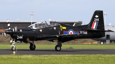 Photo ID 84836 by Niels Roman / VORTEX-images. UK Air Force Short Tucano T1, ZF244