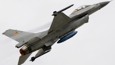 Photo ID 84448 by Roman Mr.MiG. Belgium Air Force General Dynamics F 16AM Fighting Falcon, FA 95