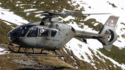 Photo ID 84531 by Ludwig Isch. Switzerland Air Force Eurocopter EC 635P2, T 361
