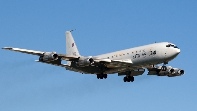 Photo ID 84712 by Jan Eenling. Luxembourg NATO Boeing 707 329C TCA, LX N20199