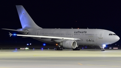 Photo ID 84621 by Günther Feniuk. Germany Air Force Airbus A310 304 MRTT, 10 26