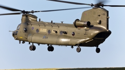 Photo ID 84650 by marcel Stok. UK Air Force Boeing Vertol Chinook HC3, ZH903