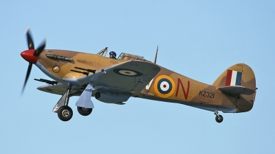 Photo ID 84669 by Johannes Berger. Private Vintage Wings of Canada Hawker Hurricane IV, CF TPM