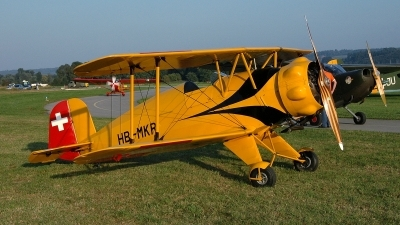 Photo ID 84823 by Martin Thoeni - Powerplanes. Private Private Bucker Bu 133C Jungmeister, HB MKR