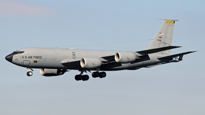 Photo ID 84760 by Carl Brent. USA Air Force Boeing KC 135R Stratotanker 717 100, 57 1441