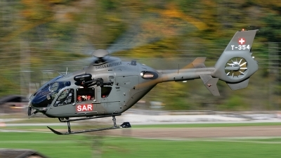 Photo ID 87964 by Martin Thoeni - Powerplanes. Switzerland Air Force Eurocopter TH05 EC 635P2, T 354
