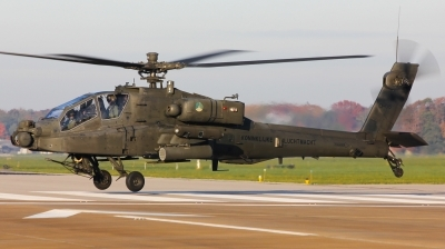 Photo ID 85060 by Jimmy van Drunen. Netherlands Air Force Boeing AH 64D Apache, Q 05