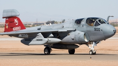 Photo ID 85079 by Ralph Duenas - Jetwash Images. USA Navy Grumman EA 6B Prowler G 128, 161880