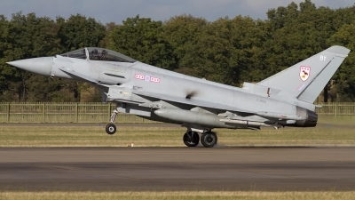 Photo ID 85161 by Chris Lofting. UK Air Force Eurofighter EF 2000 Typhoon FGR4, ZJ915