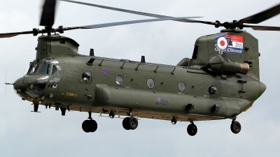 Photo ID 85473 by kristof stuer. UK Air Force Boeing Vertol Chinook HC2A, ZH895