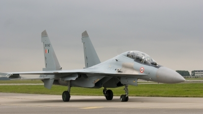 Photo ID 10801 by Maarten Peters. India Air Force Sukhoi Su 30MKI Flanker, SB042