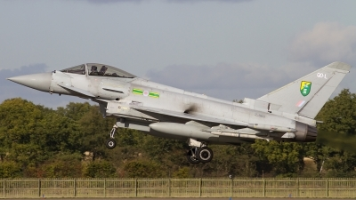 Photo ID 85202 by Chris Lofting. UK Air Force Eurofighter EF 2000 Typhoon FGR4, ZJ918