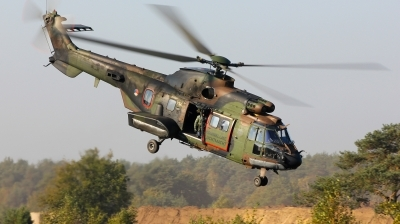Photo ID 85582 by Jimmy van Drunen. Netherlands Air Force Eurocopter AS 532U2 Cougar MkII, S 440
