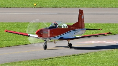 Photo ID 85854 by Martin Thoeni - Powerplanes. Switzerland Air Force Pilatus NCPC 7 Turbo Trainer, A 939