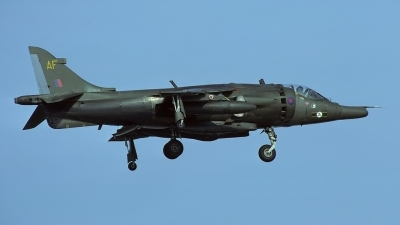Photo ID 85300 by Klemens Hoevel. UK Air Force Hawker Siddeley Harrier GR3, XV809