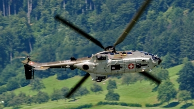 Photo ID 85726 by Jan Eenling. Switzerland Air Force Aerospatiale AS 532UL Cougar, T 336