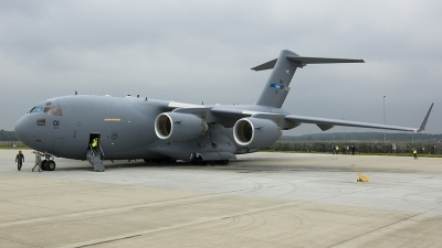 Photo ID 85636 by rob martaré. NATO SAC Strategic Airlift Capability Boeing C 17A Globemaster III, 08 0001