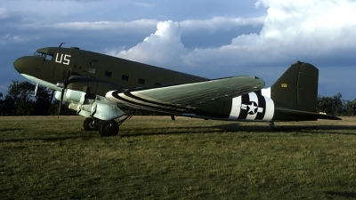 Photo ID 86989 by Carl Brent. USA Army Air Force Douglas C 47A Skytrain, F BLOZ