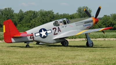 Photo ID 85697 by Rod Dermo. Private Commemorative Air Force North American P 51C Mustang, N61429